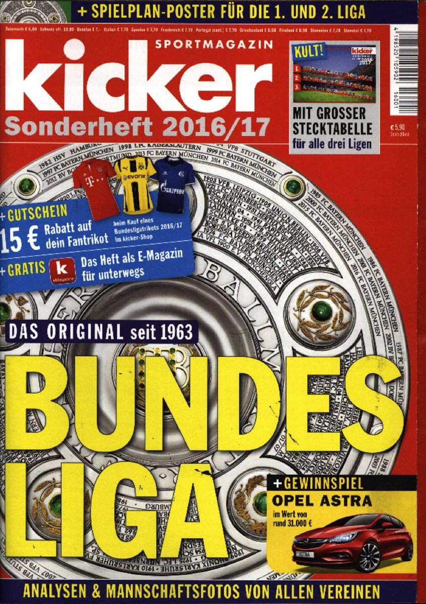 Kicker Bundesliga