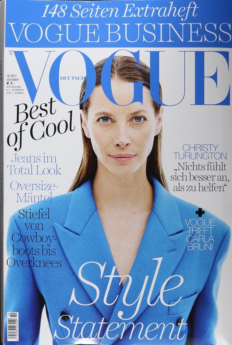Vogue Zeitschrift