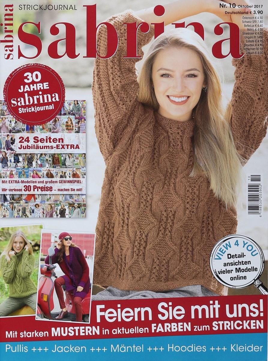 SABRINA 10/2017 - Zeitungen und Zeitschriften online