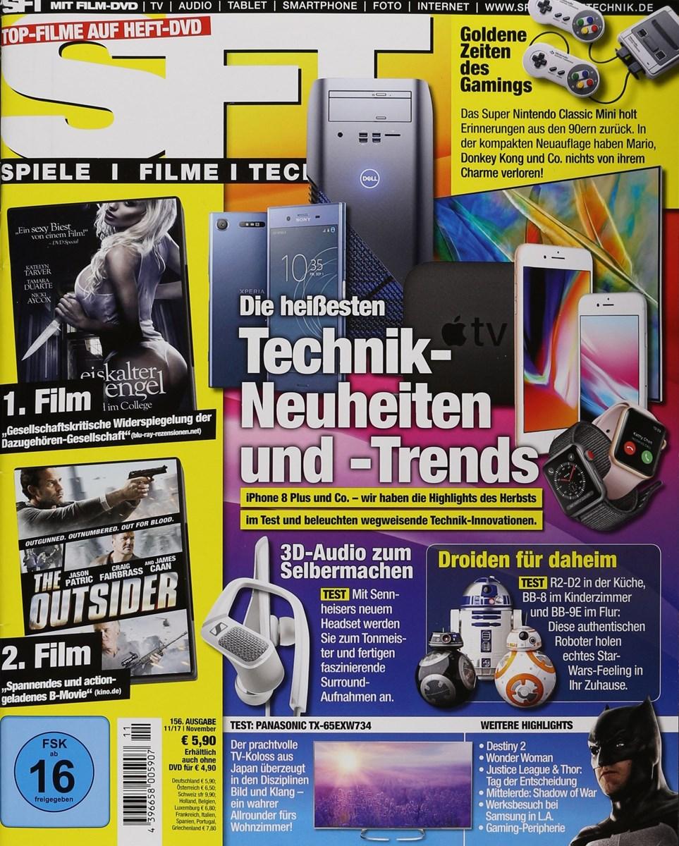 SFT MIT DVD 11/2017 - Zeitungen und Zeitschriften online