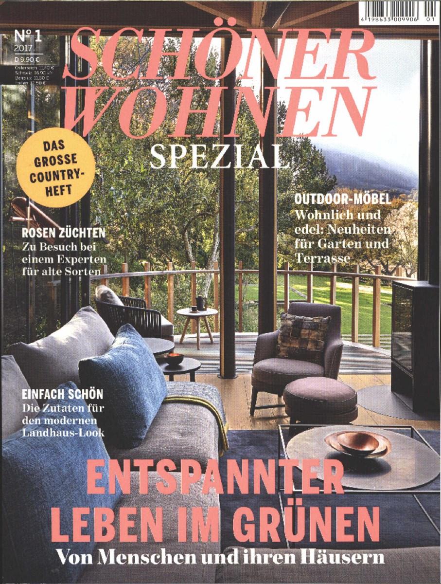 sch ner wohnen spezial 1 2017 zeitungen und zeitschriften online. Black Bedroom Furniture Sets. Home Design Ideas