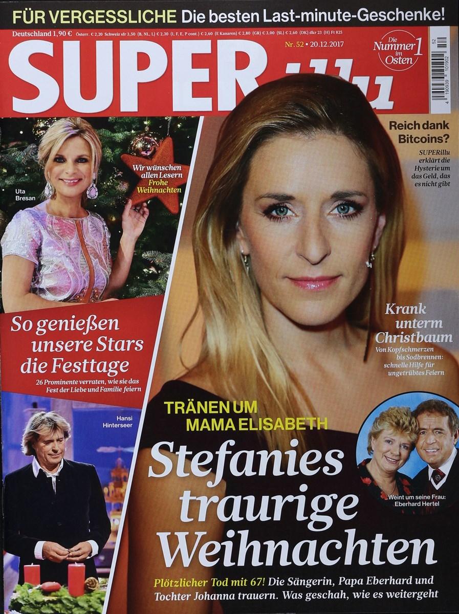 Super Illu Verlag : super illu 52 2017 zeitungen und zeitschriften online ~ Lizthompson.info Haus und Dekorationen