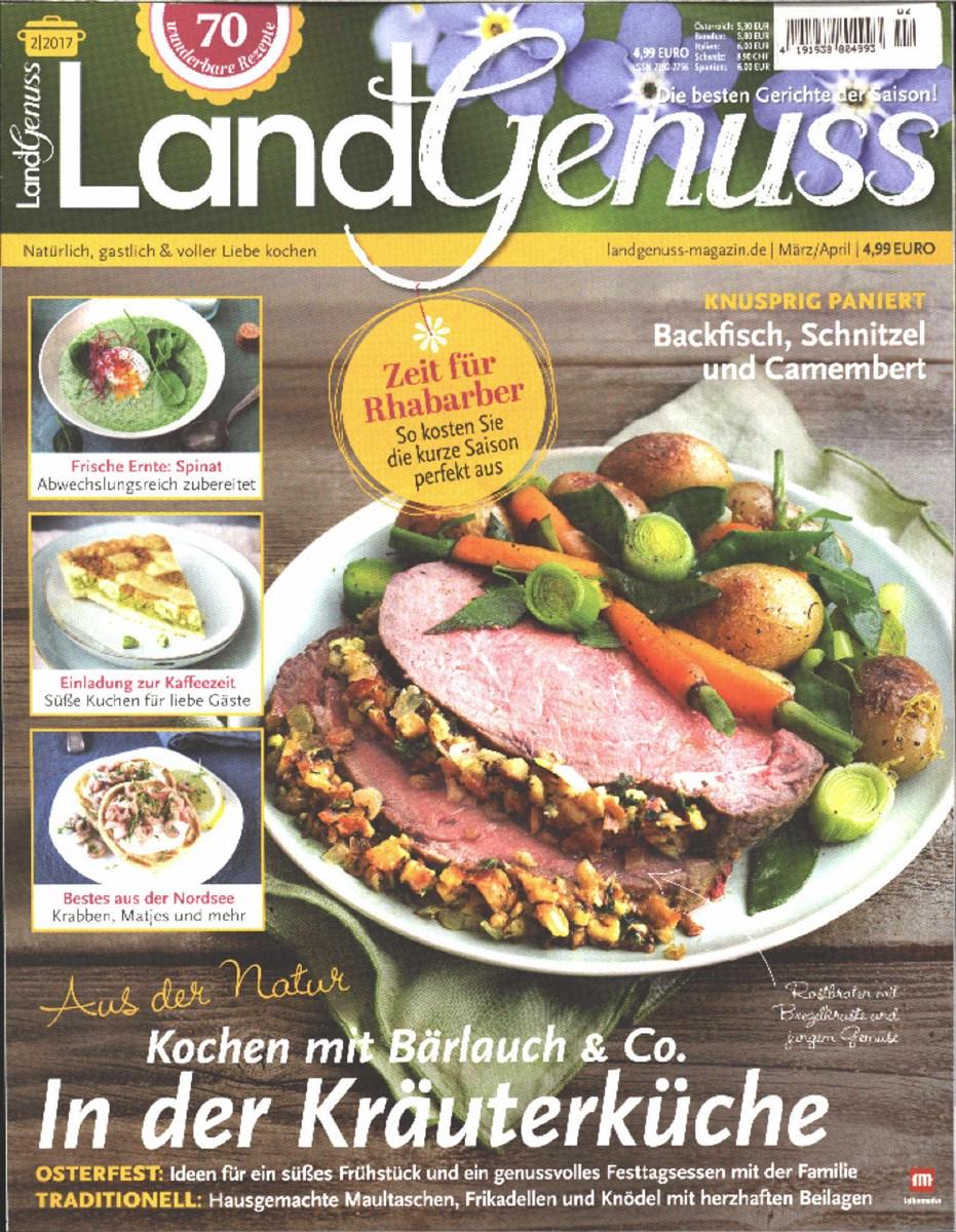 LANDGENUSS 2/2017   Zeitungen und Zeitschriften online
