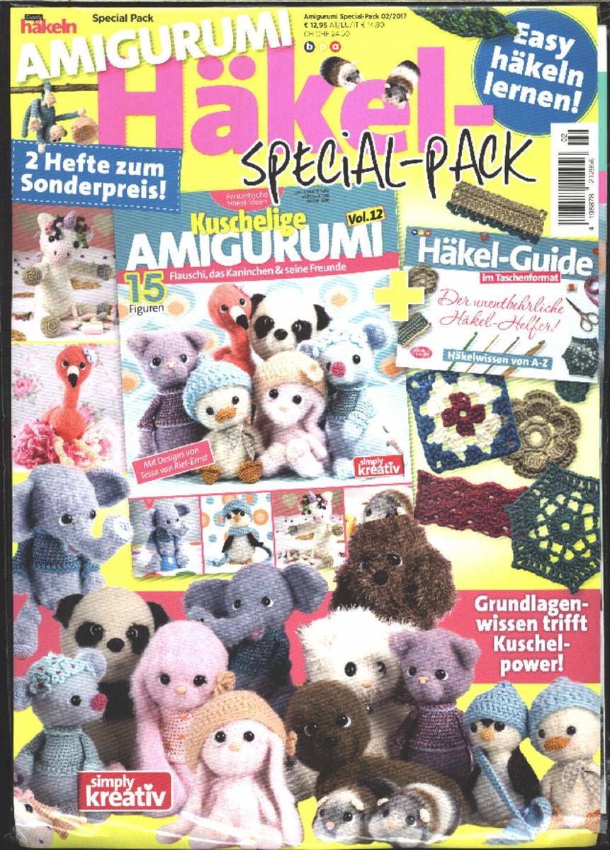 Amigurumi Häkel Spezial 22017 Zeitungen Und Zeitschriften Online