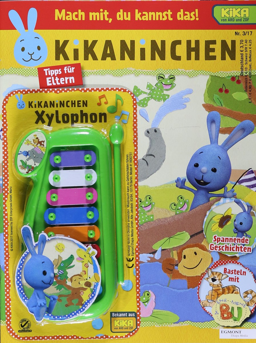 Kikaninchen Zeitschrift