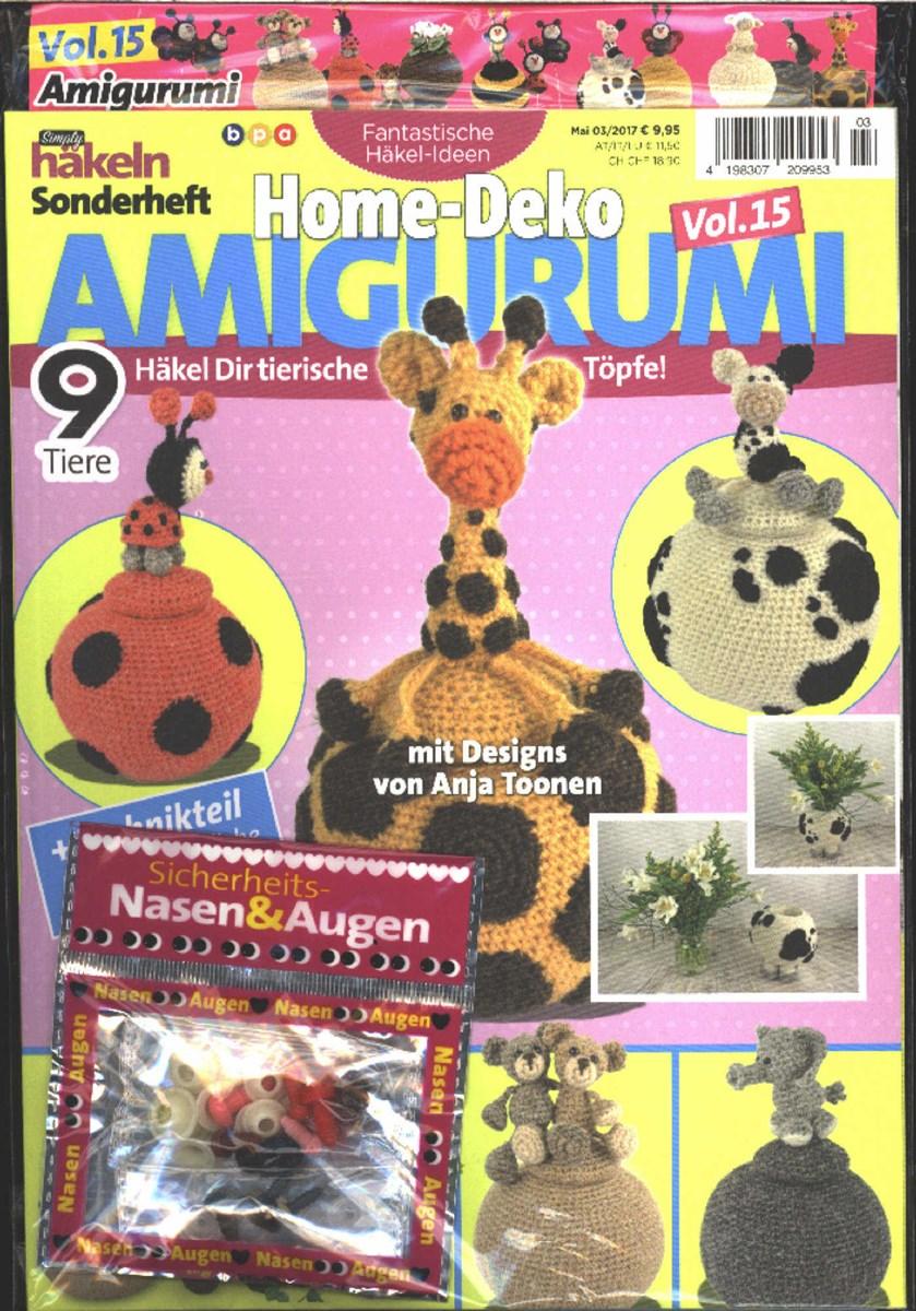 Simply Kreativ Häkeln Amigurumi 32017 Zeitungen Und Zeitschriften
