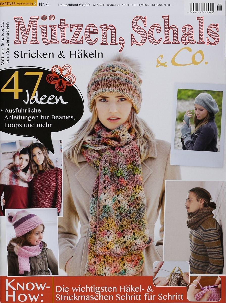 Mützen Schals Co 42017 Zeitungen Und Zeitschriften Online