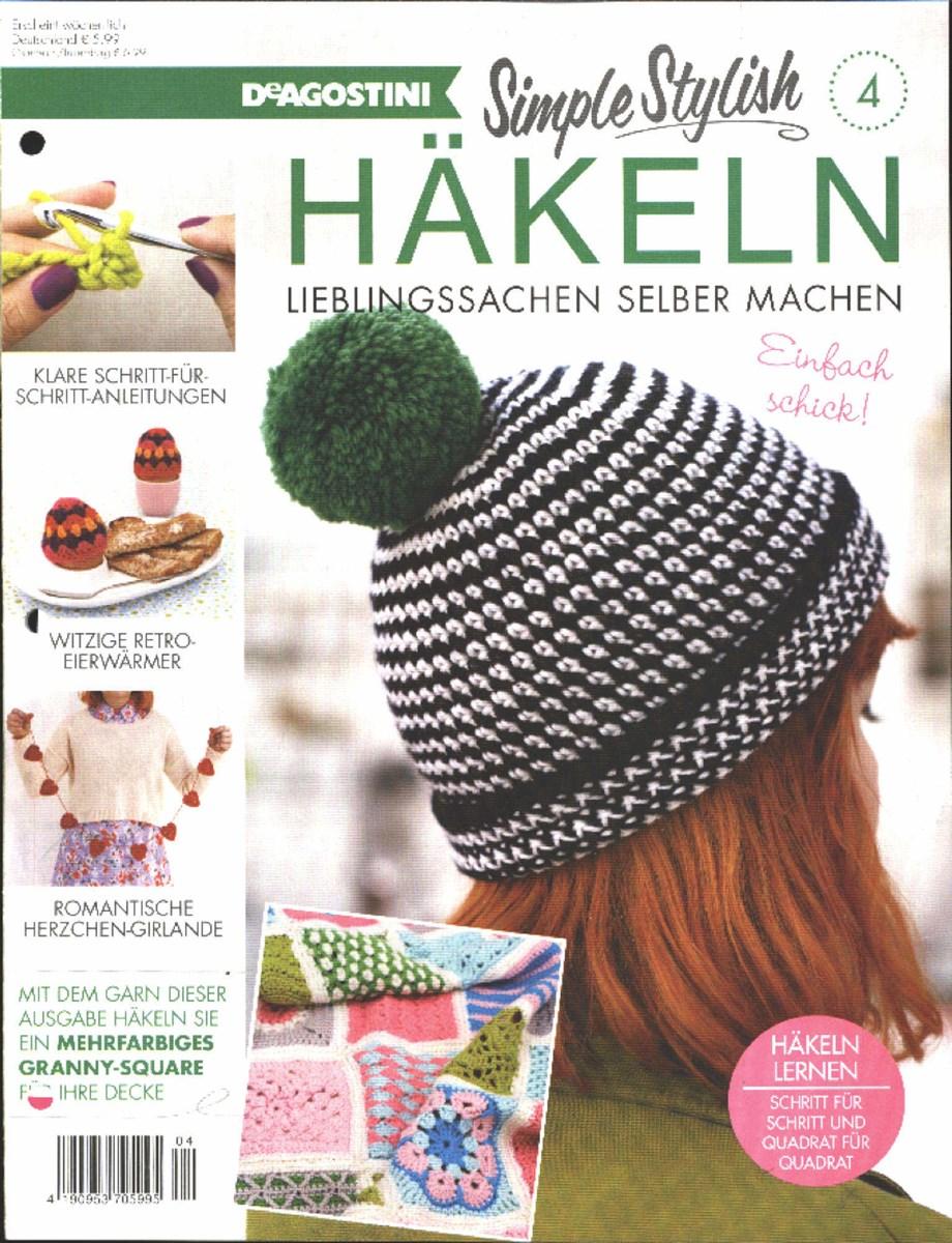 Simple Stylish Häkeln 42017 Zeitungen Und Zeitschriften Online
