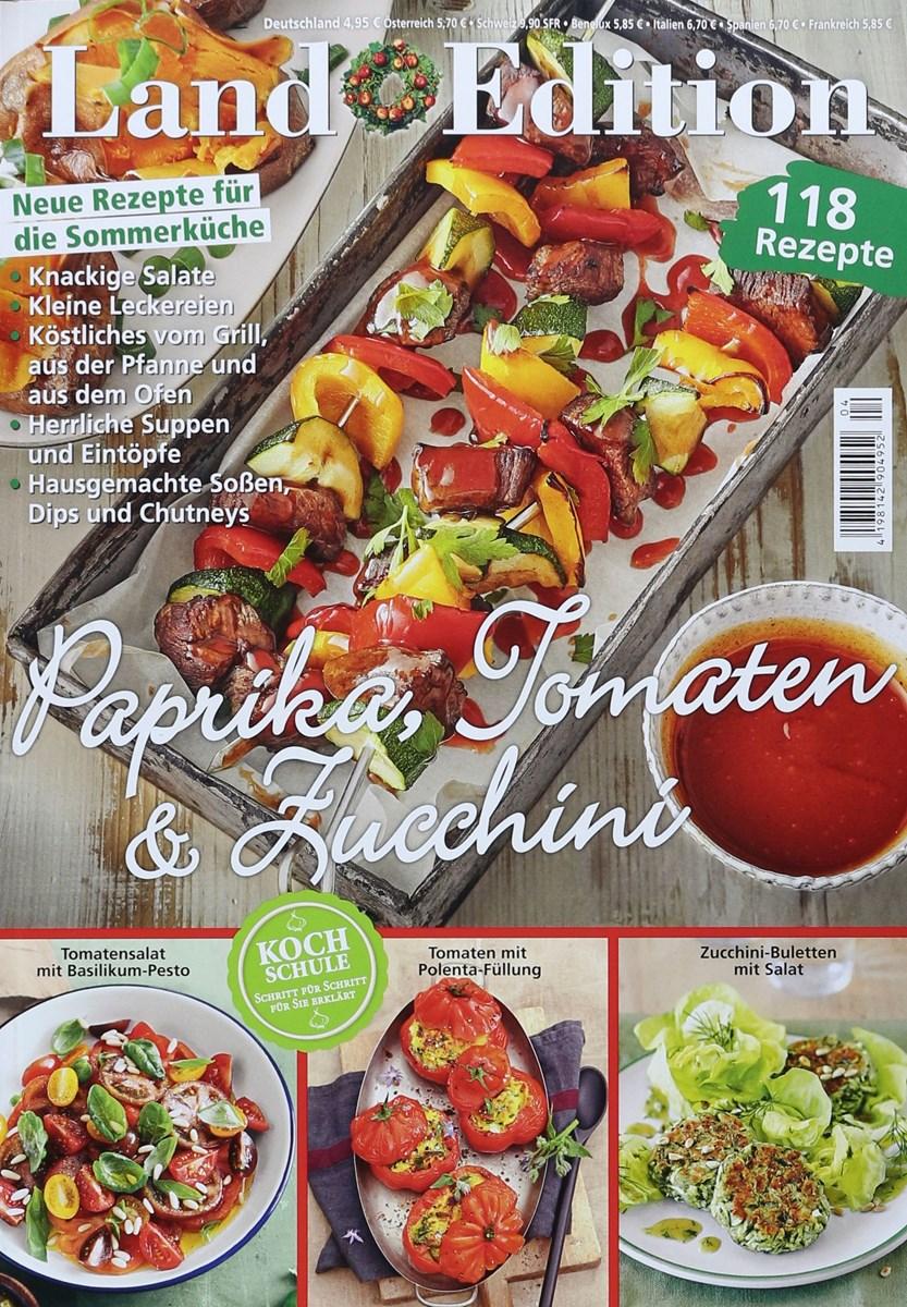 LANDEDITION LANDKÜCHE 4/2017 - Zeitungen und Zeitschriften online