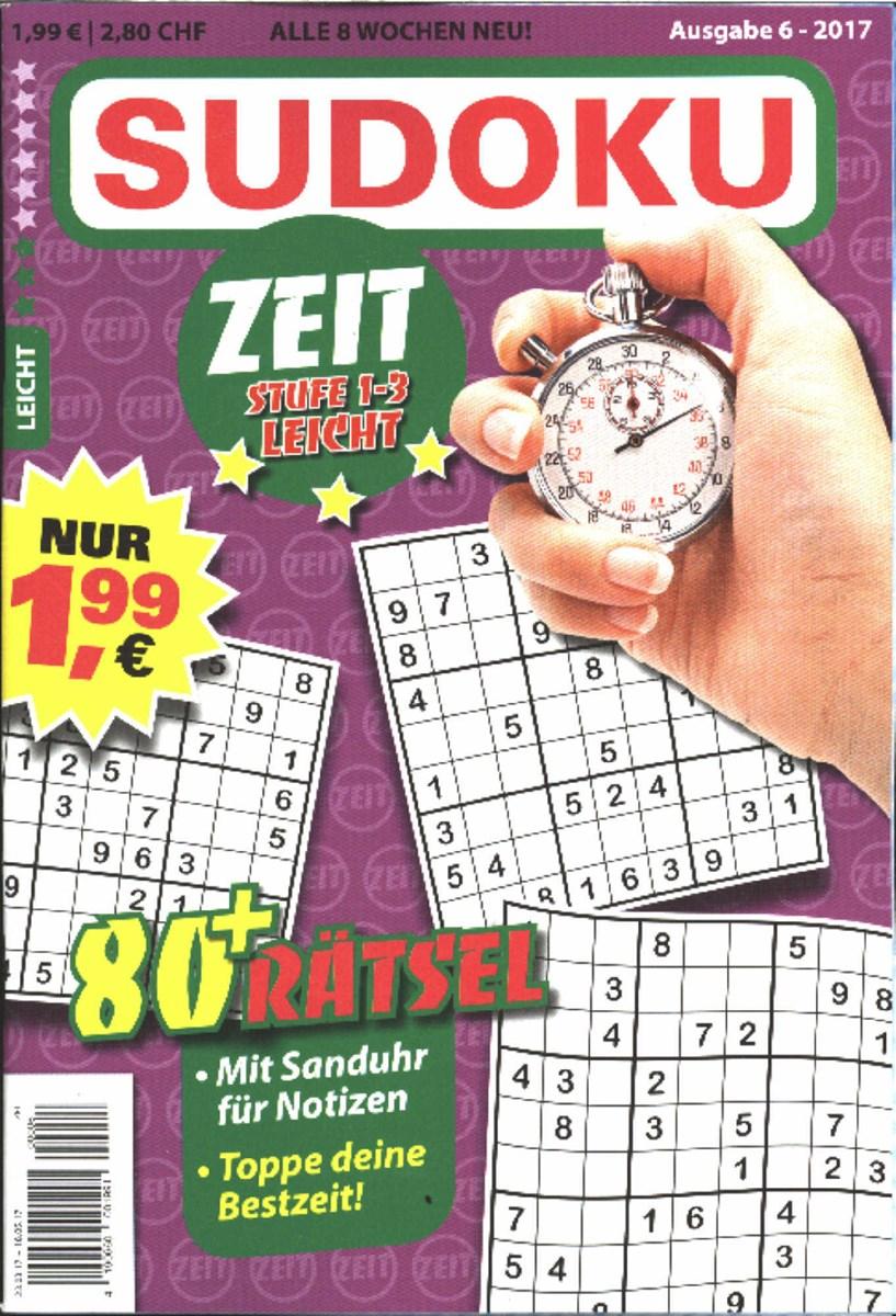 Zeit.De Sudoku