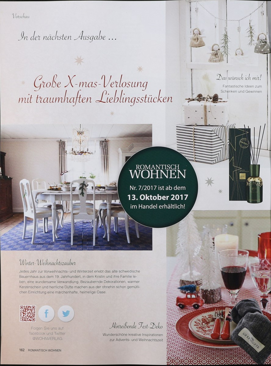 awesome romantisch wohnen zeitschrift ideas. Black Bedroom Furniture Sets. Home Design Ideas
