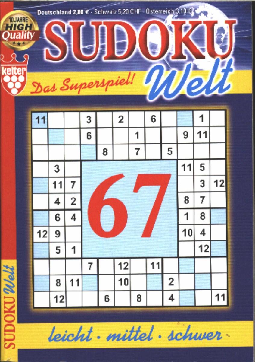 Sudoku Welt Online