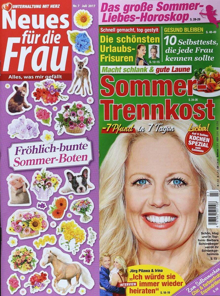 NEUES FÜR DIE FRAU 7/2017 - Zeitungen und Zeitschriften online