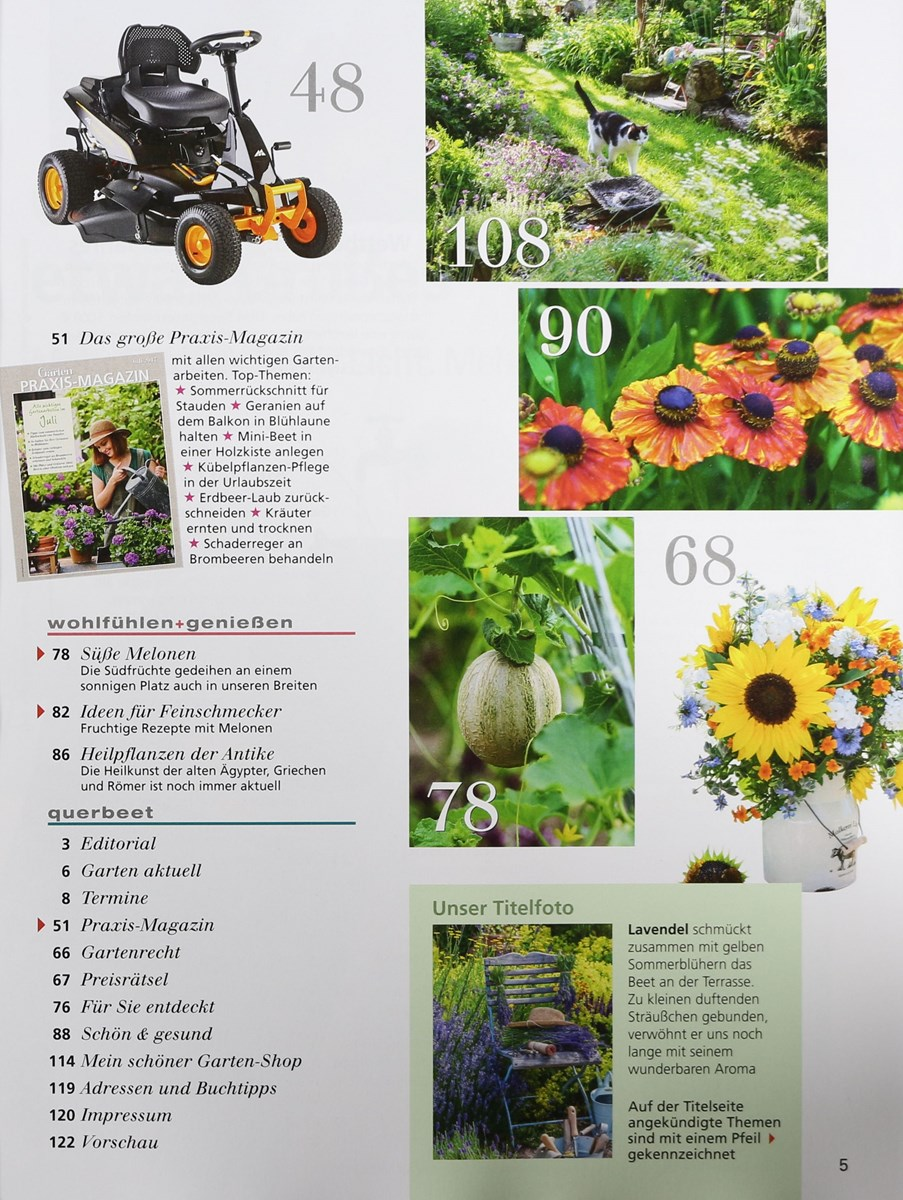 Mein Schöner Garten 72017 Zeitungen Und Zeitschriften Online