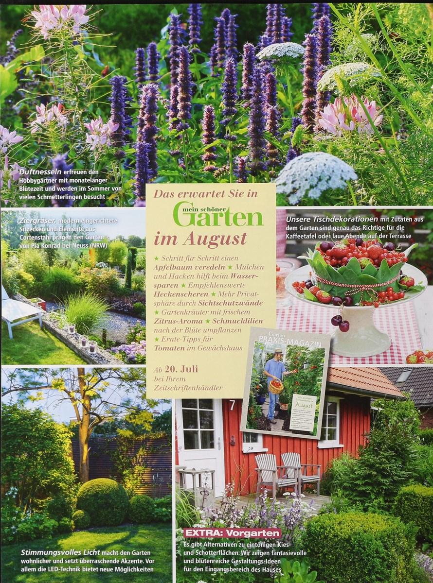 Mein Schöner Garten At mein schöner garten 7 2017 zeitungen und zeitschriften