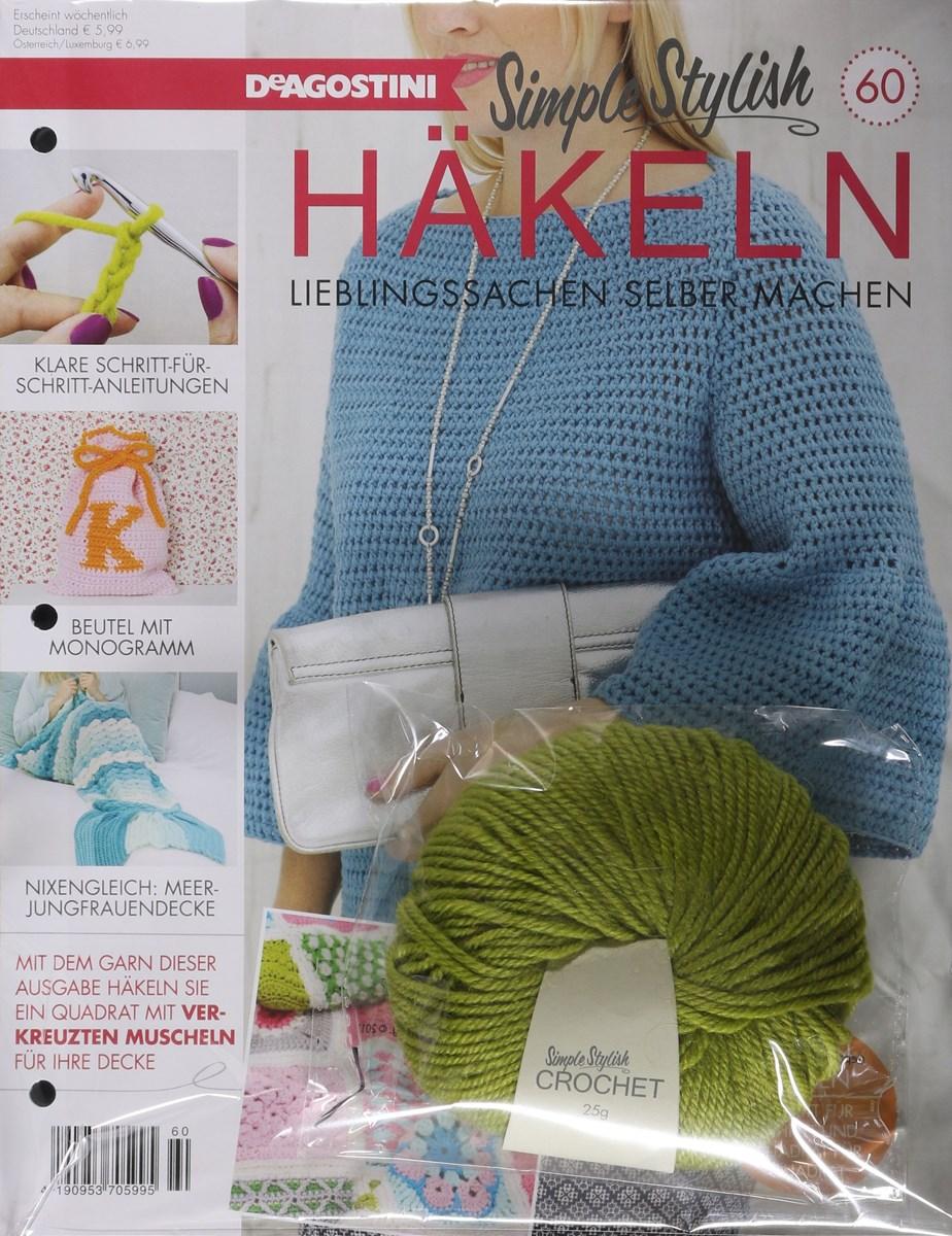 Simple Stylish Häkeln 602018 Zeitungen Und Zeitschriften Online