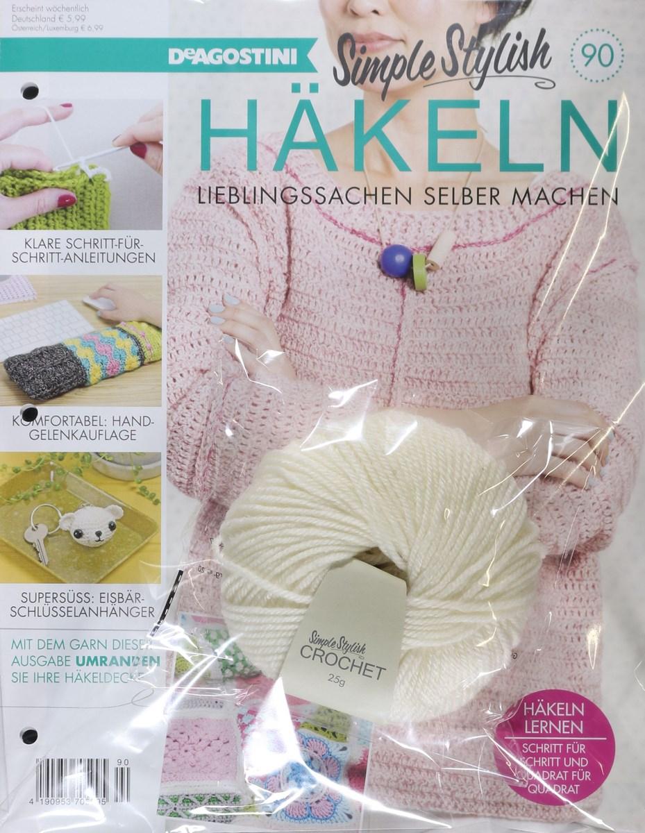 Simple Stylish Häkeln 902018 Zeitungen Und Zeitschriften Online