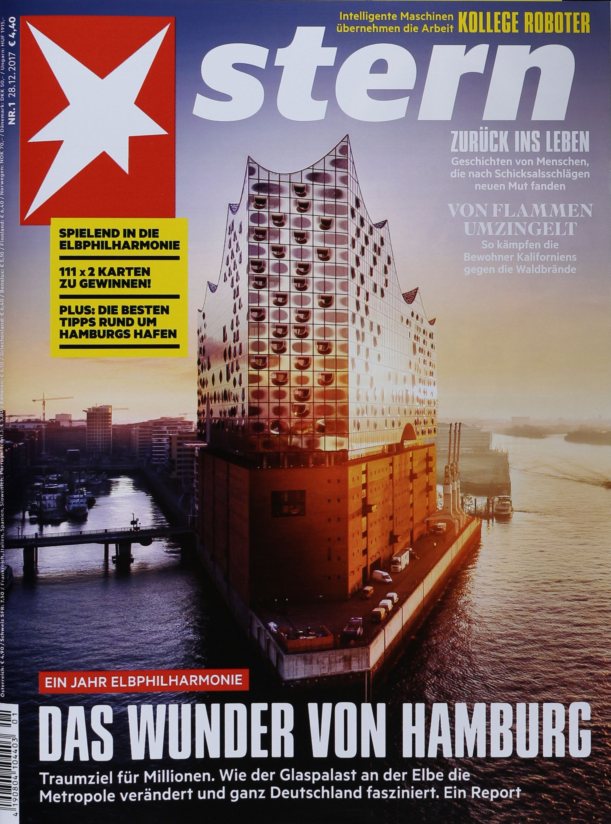 Sternmagazin wöchentlich