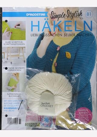 Simple Stylish Häkeln 812018 Zeitungen Und Zeitschriften Online