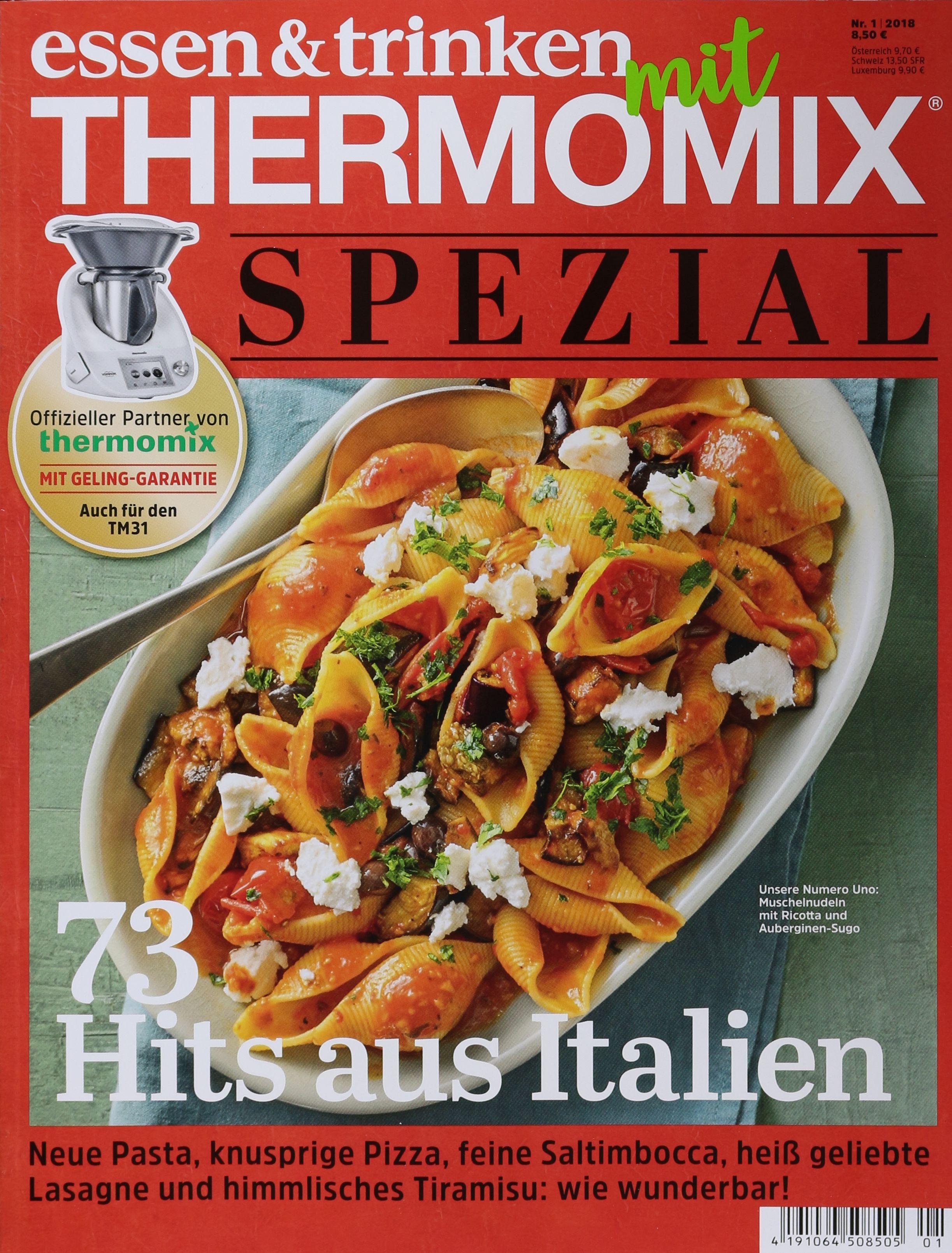 Essen Und Trinken Mit Thermomix