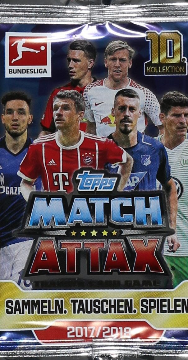 Match Attax 17/18 Bundesliga
