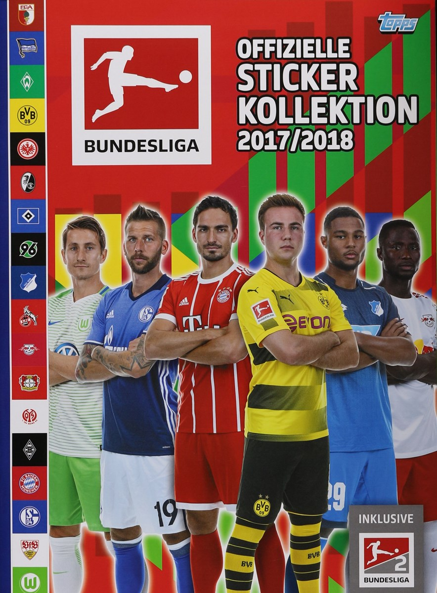 Fußball Bundesliga 17/18
