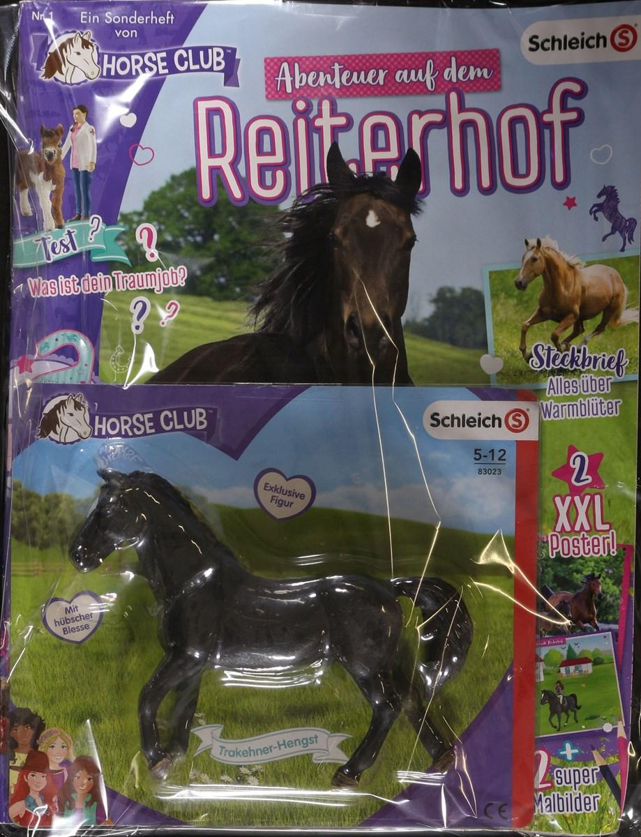 Horse Club Abenteuer Auf Dem Reiterhof 12018 Zeitungen Und