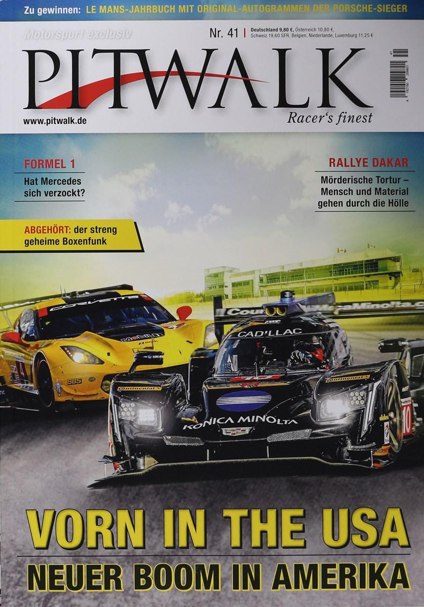 PITWALK 41/2018 - Zeitungen und Zeitschriften online