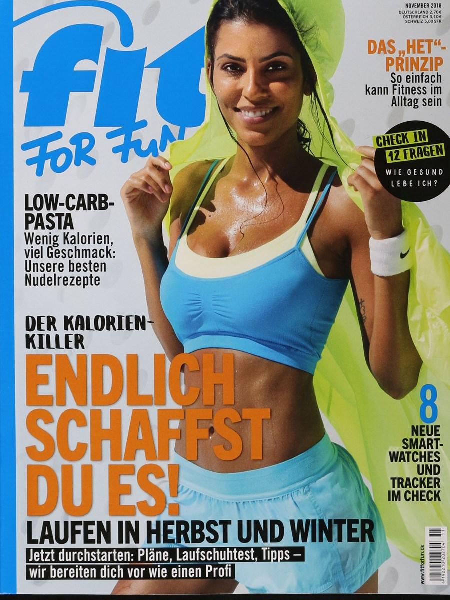 official photos a8ffe 75ab2 FIT FOR FUN POCKET 11/2018 - Zeitungen und Zeitschriften online