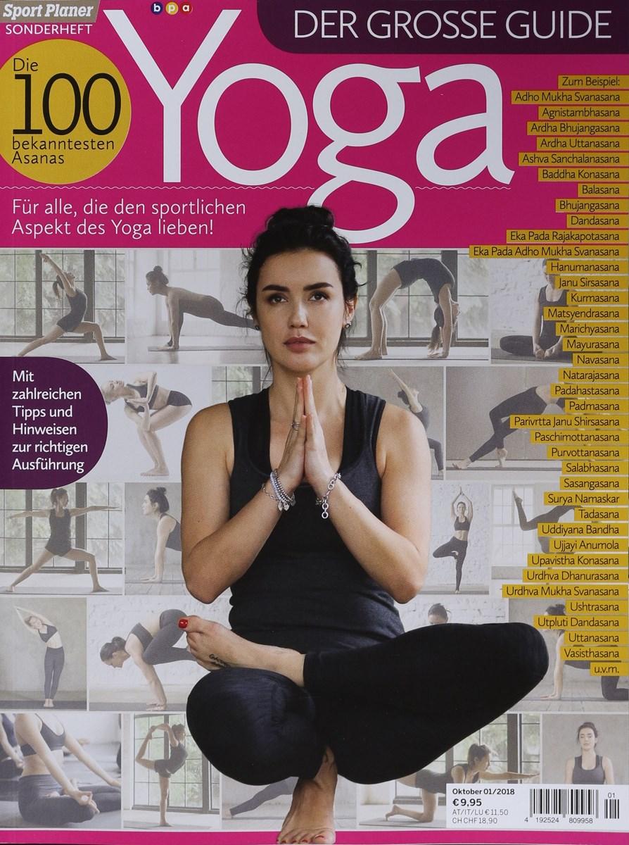 Astounding Yoga Zeitschrift Dekoration Von Guide 100 - Sport Planer Sonderheft