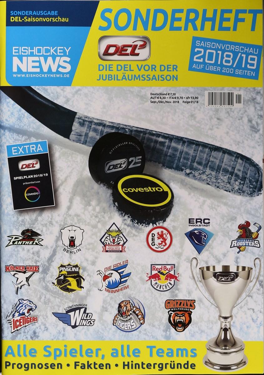 Eishockey News Del