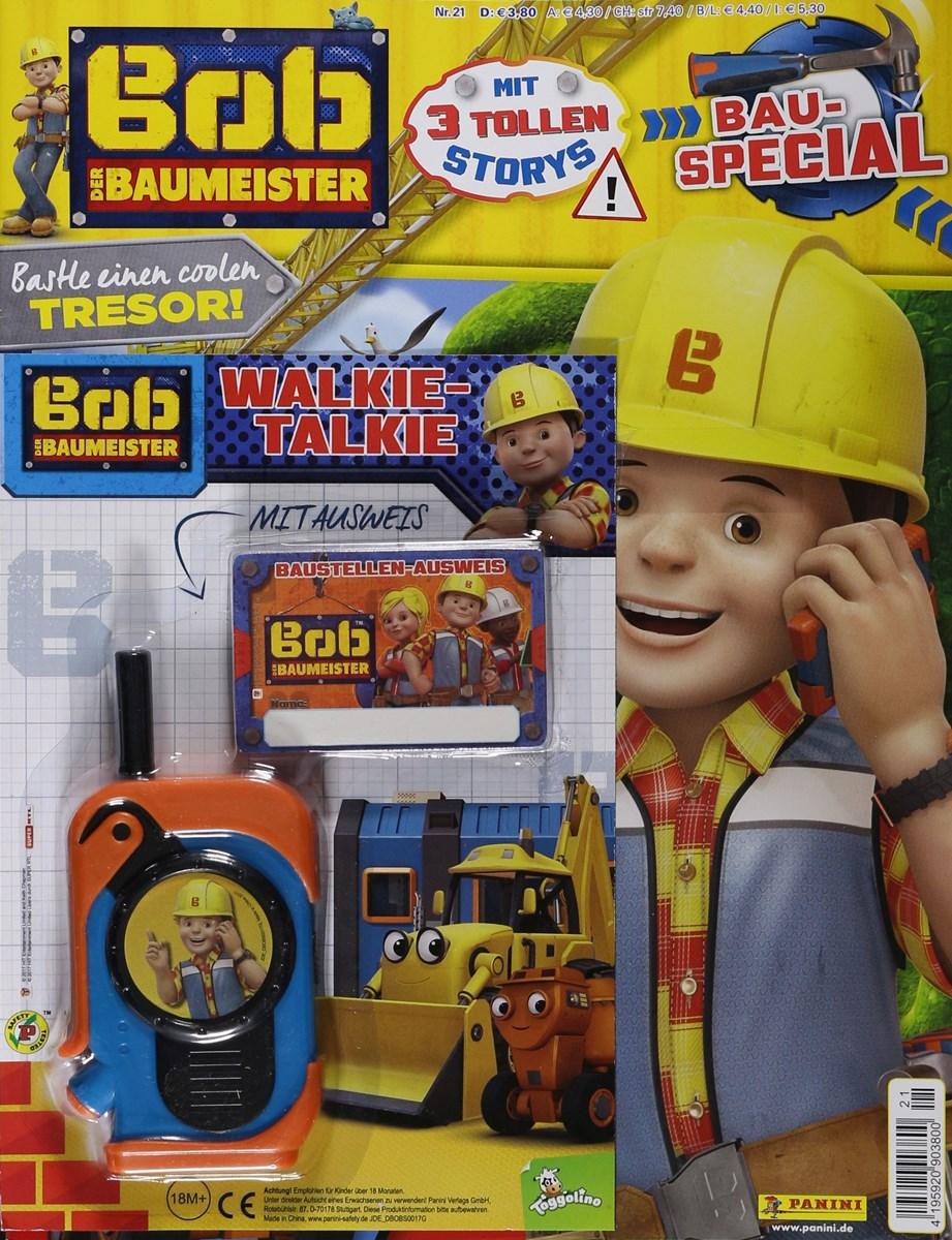 Bob Der Baumeister Zeitung