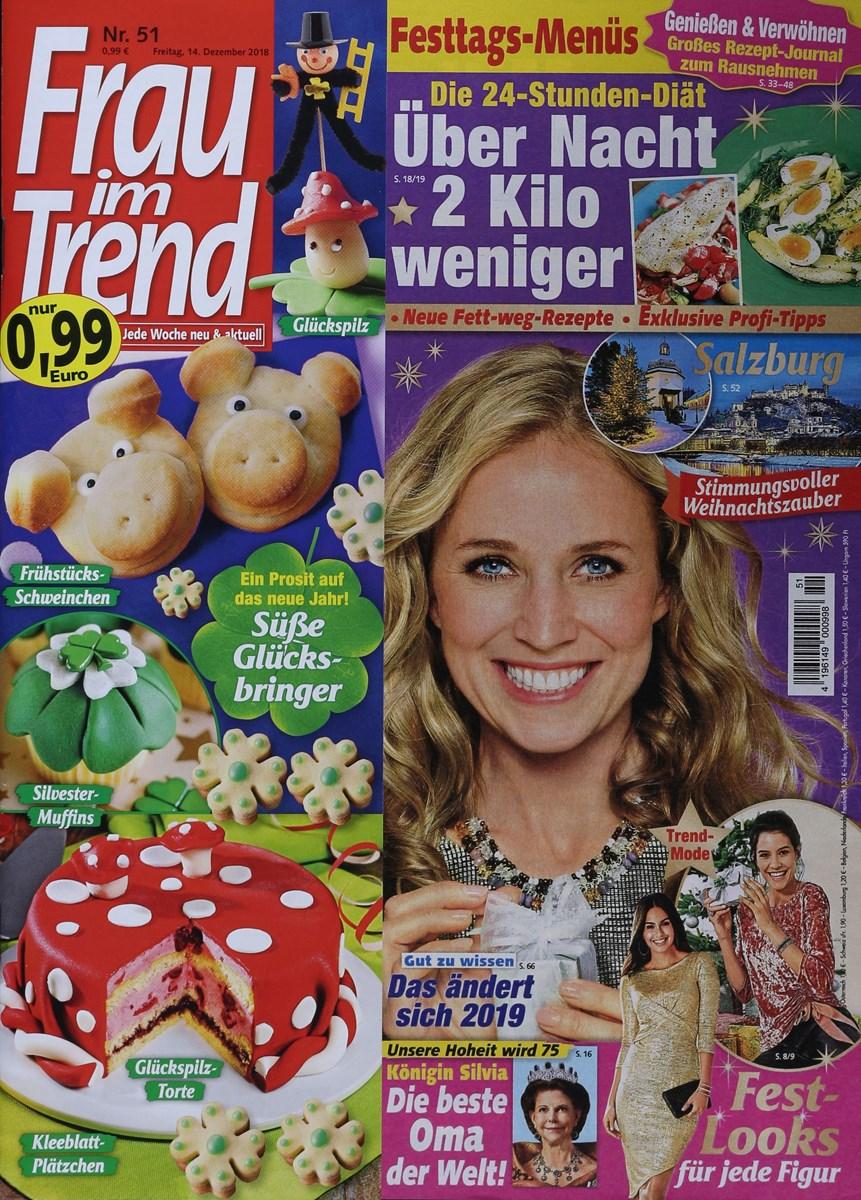 Frau Im Trend 512018 Zeitungen Und Zeitschriften Online