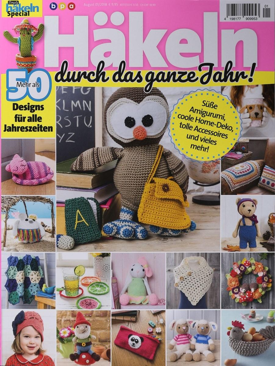 Simplay Häkeln Special 12018 Zeitungen Und Zeitschriften Online