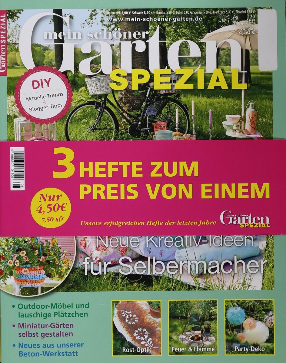 Mein Schöner Garten Spezial Package 12018 Zeitungen Und