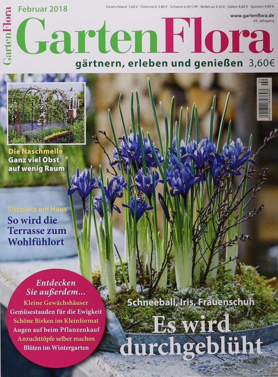 Garten Flora 22018 Zeitungen Und Zeitschriften Online