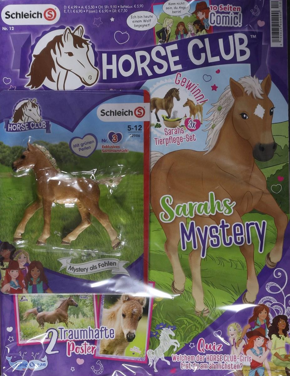 Zeitschrift Horseman