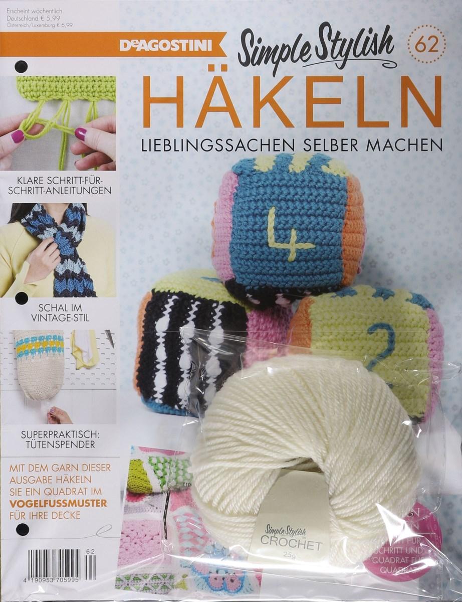 Simple Stylish Häkeln 622018 Zeitungen Und Zeitschriften Online