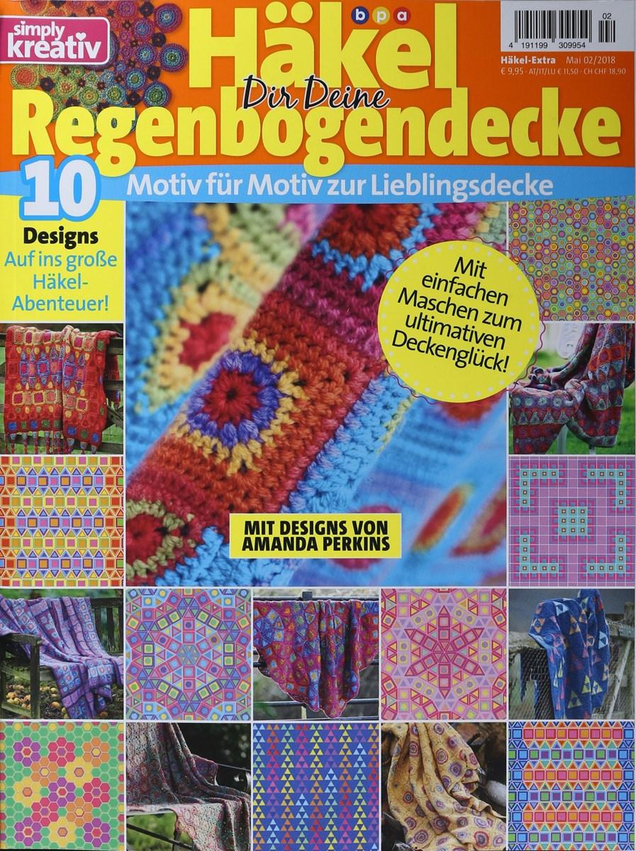Regenbogen Decken Häkeln 22018 Zeitungen Und Zeitschriften Online