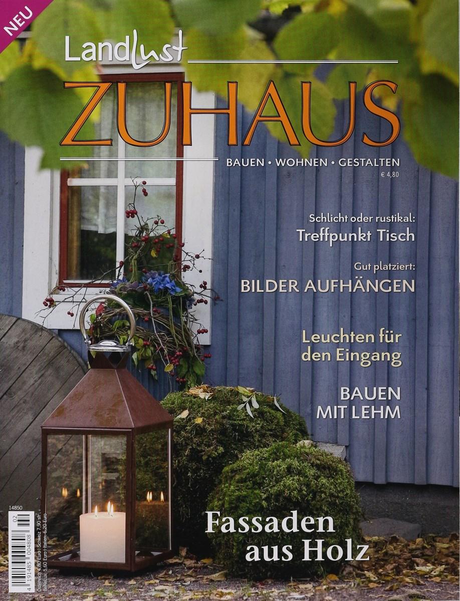 Landlust Zuhaus 22018 Zeitungen Und Zeitschriften Online