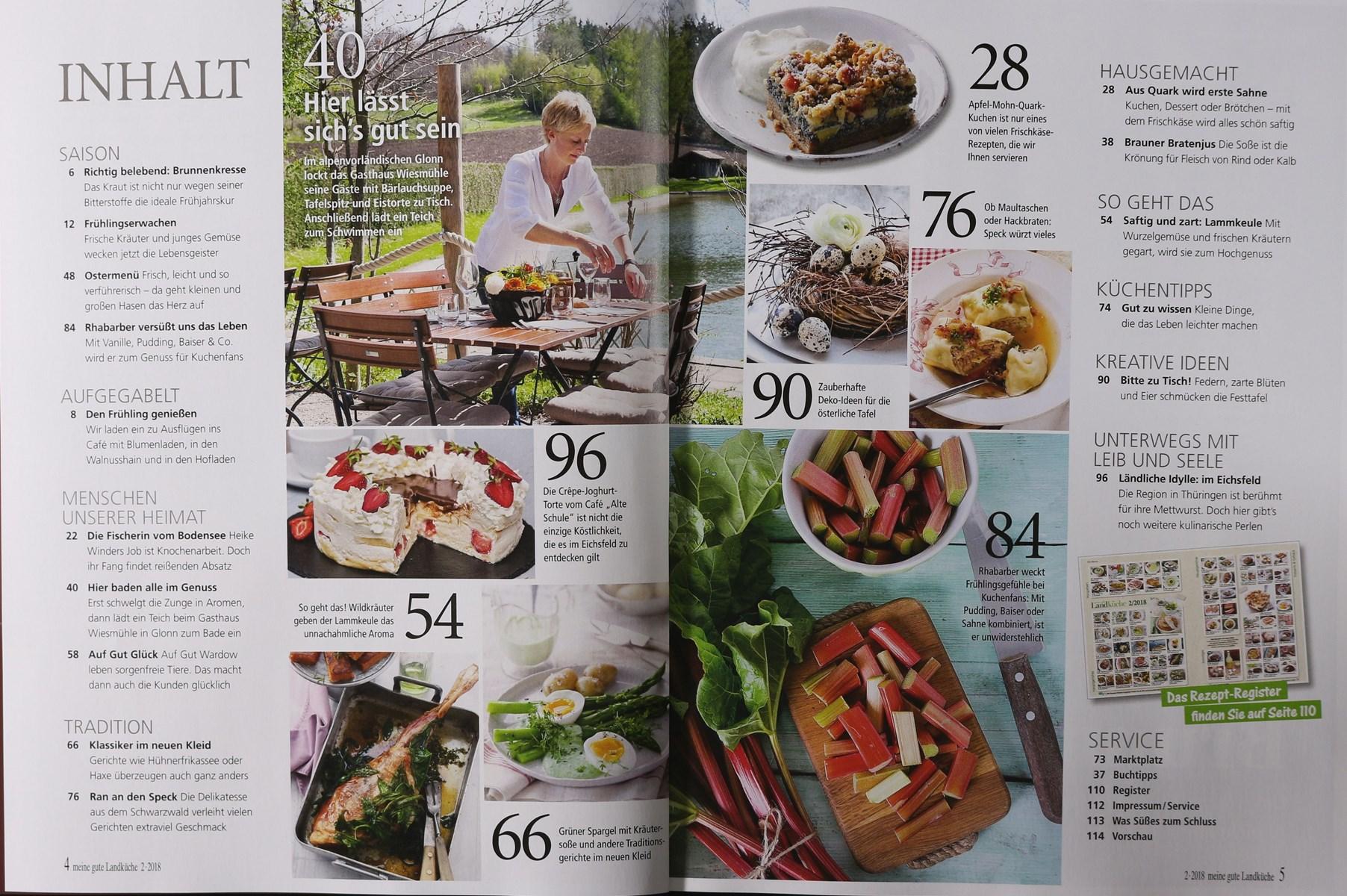 Beste Landküche Buffet Ideen - Ideen Für Die Küche Dekoration ...