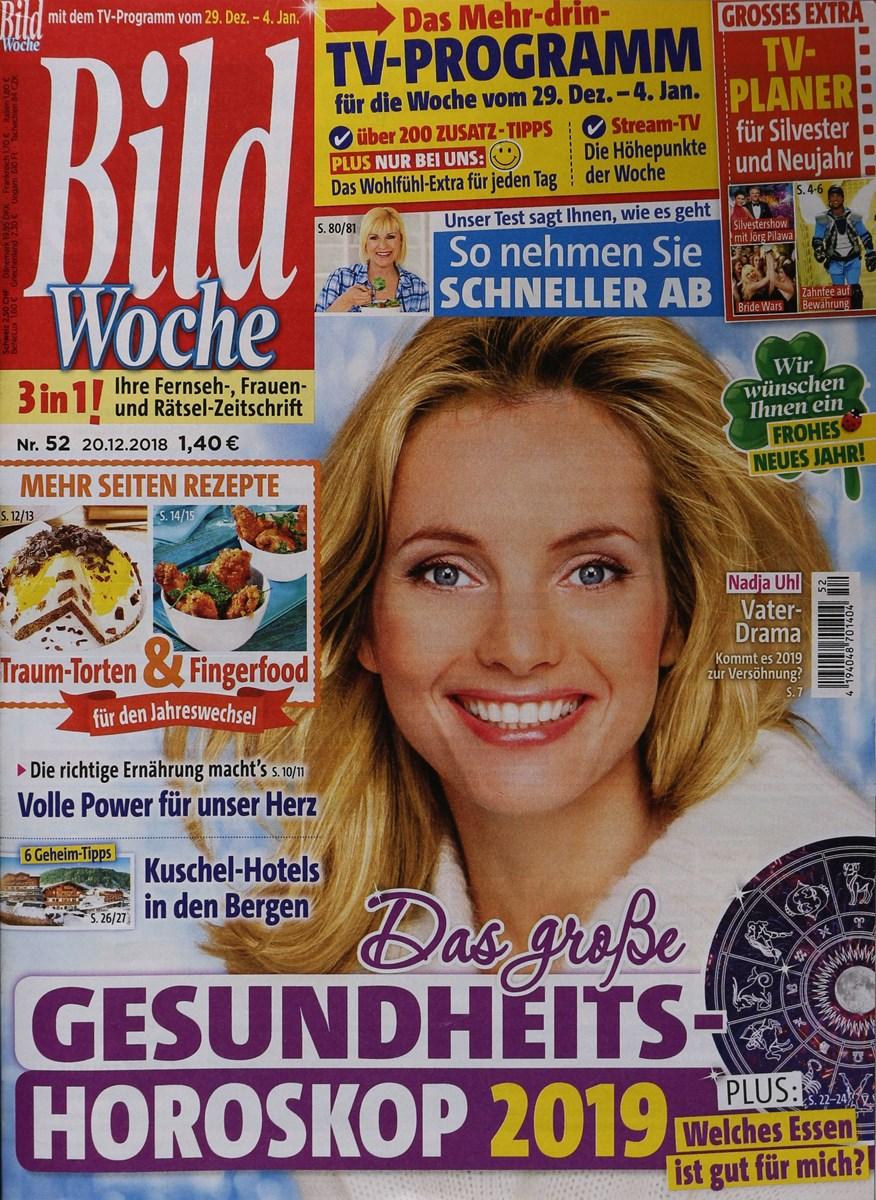 Bild Woche 522018 Zeitungen Und Zeitschriften Online
