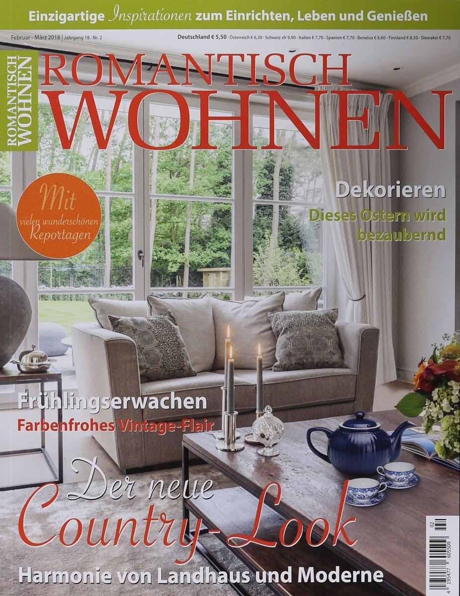 ROMANTISCH WOHNEN 2/2018 - Zeitungen und Zeitschriften online
