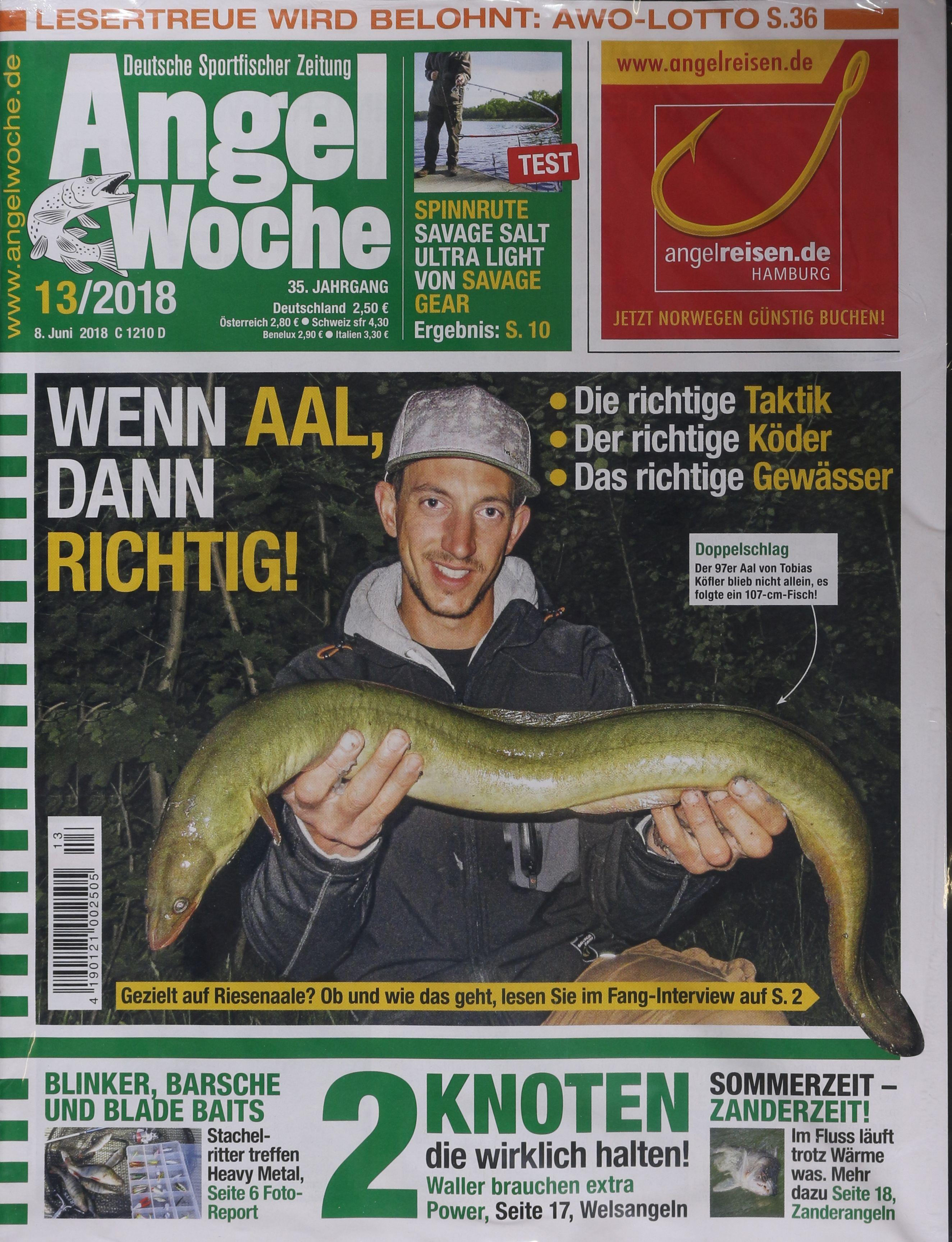 ANGELWOCHE 132018 Zeitungen und Zeitschriften online
