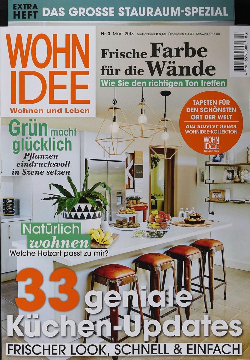 WOHNIDEE 3/2018 - Zeitungen und Zeitschriften online