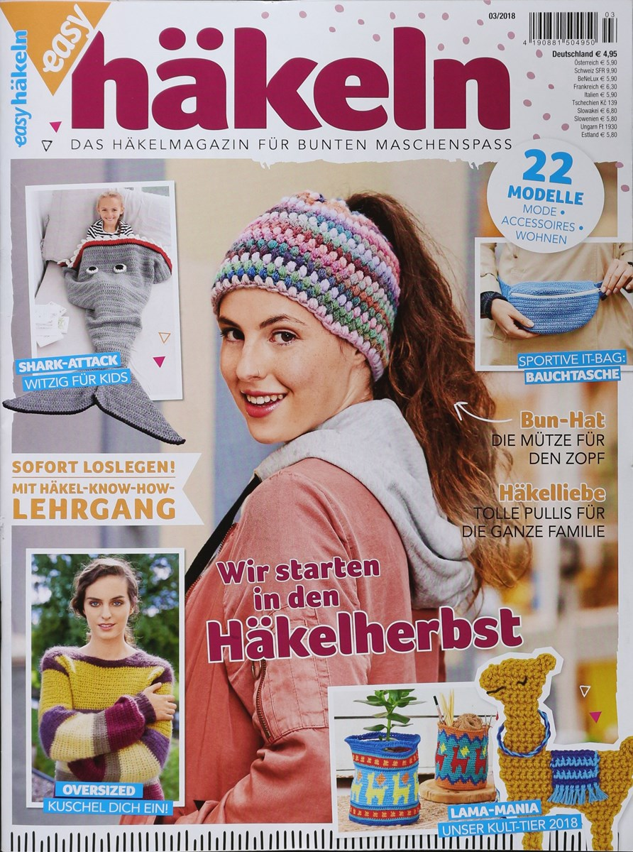 Easy Häkeln 32018 Zeitungen Und Zeitschriften Online