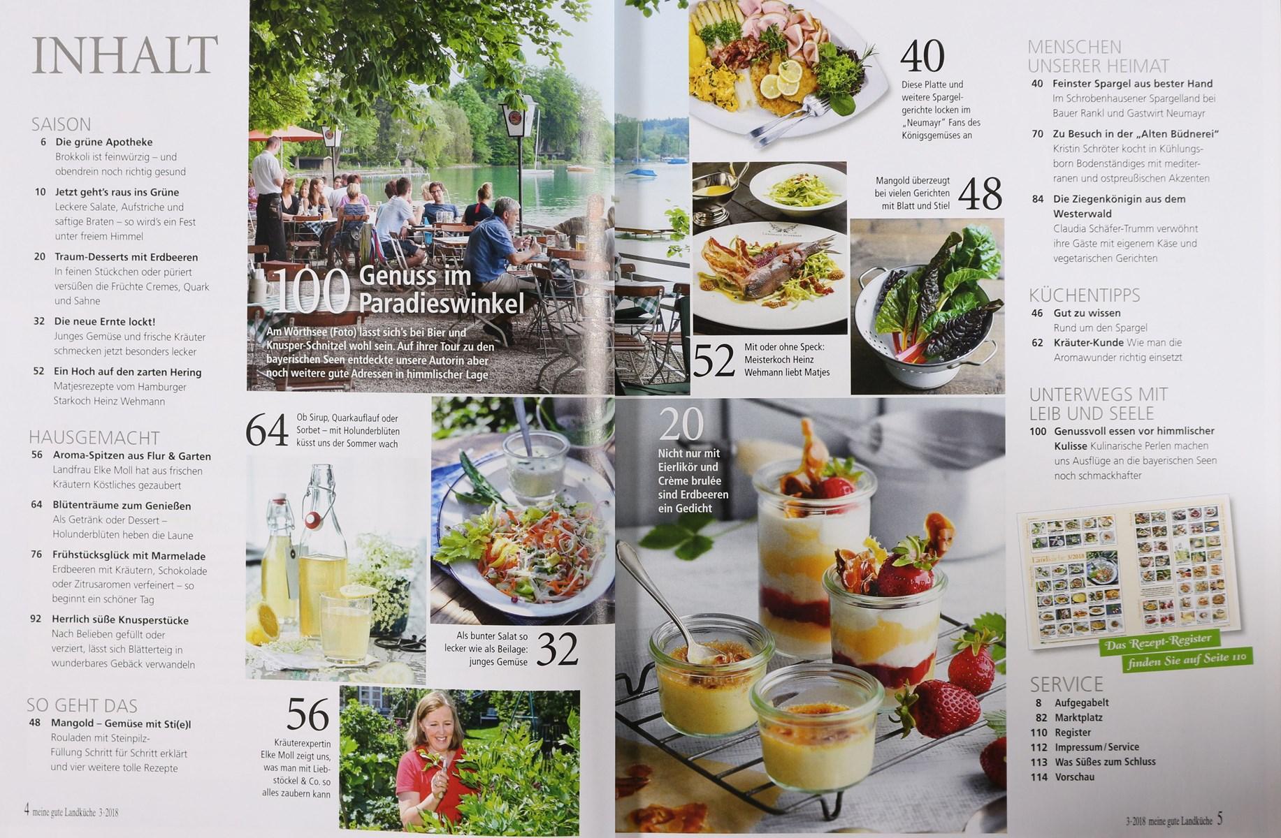 Wunderbar Landküche Süße Kunst Bilder - Küchenschrank Ideen ...