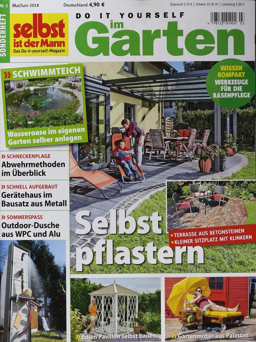Selbst Ist Der Mann Garten 32018 Zeitungen Und Zeitschriften Online