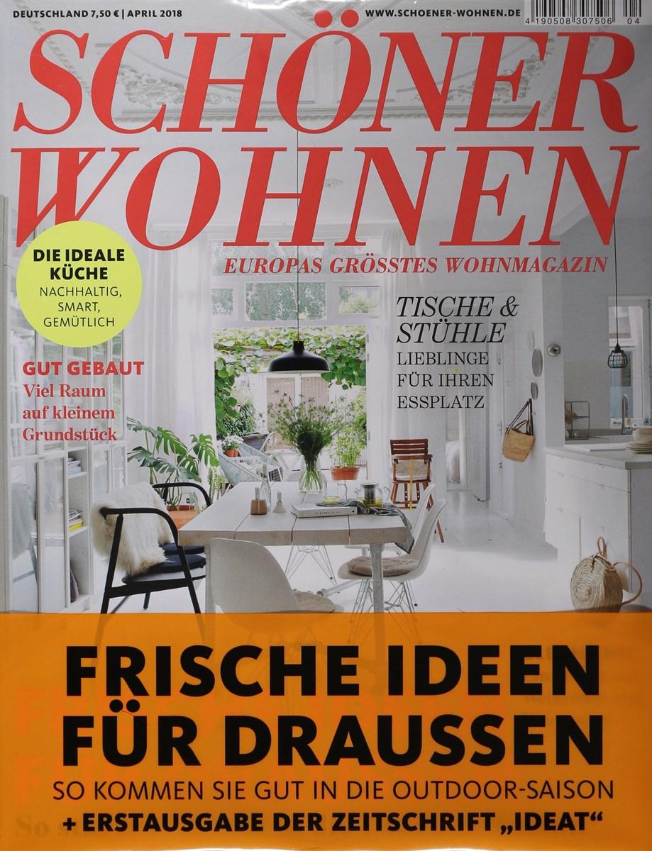 SCHÖNER WOHNEN BUNDLE 4/2018 - Zeitungen und Zeitschriften online