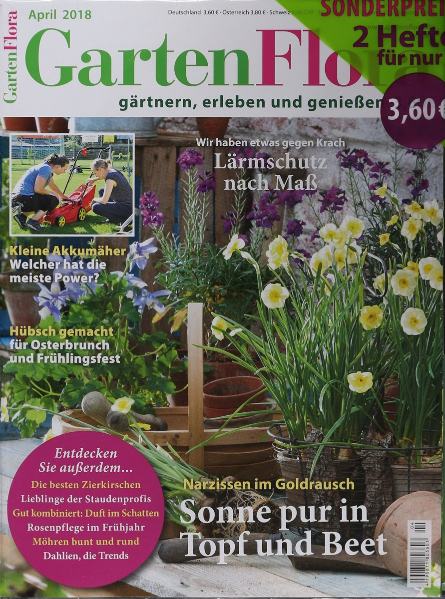 Garten Flora 42018 Zeitungen Und Zeitschriften Online